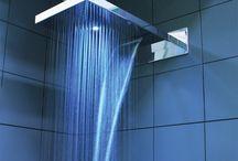 Soffioni Doccia a Muro / Soffioni doccia per installazione a parete