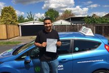 Cheam / People from Cheam who passed with Wimbledon Driving School