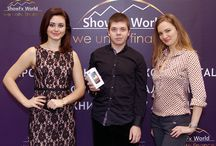 Ekaterinburg conference 16 november, 2013 / On November 16, 2013, another ShowFx World conference took place in Yekaterinburg