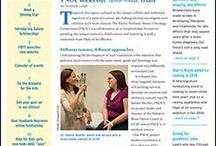 Cure Matters / Cure Matters is published twice a year to report on research funding, family support programs and fundraising activities. This free newsletter focuses on the inspiring stories behind the faces of brain tumor survivors, family members, researchers, fundraisers, volunteer and other supporters. / by Pediatric Brain Tumor Foundation