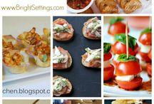 Easy finger foods