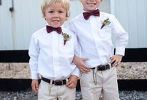 {Wedding} Ring Bearer / by Maggie McAllister