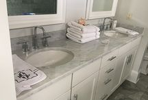 Vanity Countertops Works by Luxury Countertops