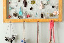 Jewellery Organisers / Jewellery organisers