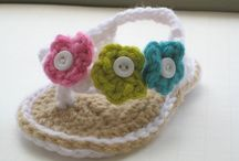 Zapaillas a crochet