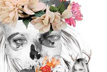 Digitally created fashion images