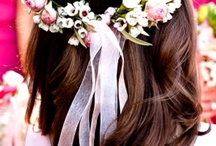 Floral Crowns, Headbands& Combs