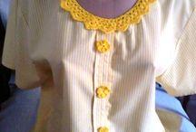 Bluze... / bluze crosetate si nu numai..