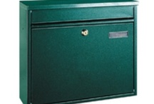 Green Mailboxes / This is our range of Green Mailboxes/Postboxes. All of these models are from Rottner and are secured by a Key lock supplied with two keys. These strong quality mailboxes are made from High Quality Steel and come with a Top Loading A4 letter slot. All our Rottner Mailboxes are suitable for Wall Fixing. All these products listed are available from www.littlesafe.co.uk/shop