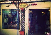 Vintage Formentera shops