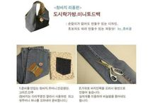 Denim and other... for bags