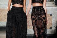 • Black Lace •