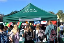 Study Abroad Fair Fall 2015 / Photos of the huge turnout for the Fall 2015 Study Abroad Fair!