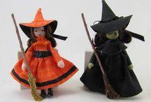 Halloween Miniatures