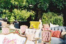 wedding ideas!!! / no burlap, Mason jars, babies breath or twine!