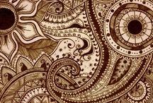Doodle & Zentangle