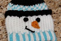 Knit crafts / by Melissa Newman