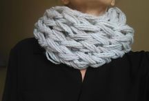 SNOOD LAINE TENDANCE