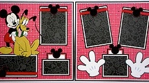 Scrapbook Pages (Disney) / by Lori Ortman
