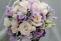сирен-беж букет невесты