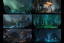 Environments & Atmosphere