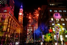 Sydney Christmas / Sydney Christmas is about celebrating the magic of everything Christmas in the city during the festive season. It sees the lighting of the iconic Martin Place Christmas Tree and spectacular concert in late November which marks the beginning of the festive season. The City also hosts a number of community concerts within the local government area.  / by City of Sydney