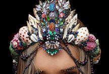 Coronas de diosas