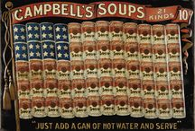 Americana / American or Americana-styled vintage posters.