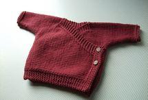 Knitting: Baby