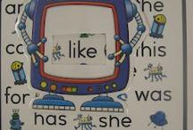 Kindergarten Literacy / Ideas & activities for kindergarten literacy lessons
