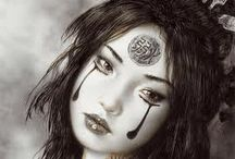 My favorite Luis Royo art