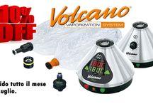 Sconto luglio Vaporizzatori Volcano DaVinci Ascent / Ultimi giorni di Luglio, approfitta dello sconto su linea Vaporizzatori Volcano e DaVinci Ascent! #AscentVaporizer #VolcanoVaporizer #Vaporizzatori #Vaporizzala