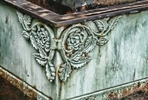 Distressed, Rusty, Patina, Aged LOVE!!