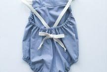 DIY newborn oblečky