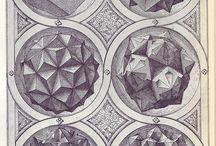 poliedri forme geometrie