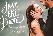Save Our Date! / Save the date ideas!!