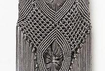 сумка вязаная или плетеная