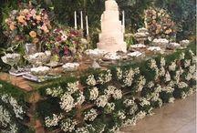 casamento de jardim