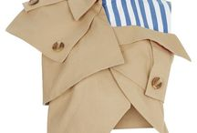textures with pleats