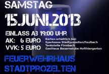 Live 2013 / Die Babenberger - Partyband, Stimmungsband, Coverband, Tanzband. www.diebabenberger.at Live - Videos und Bilder 2013