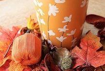 Autumn Coffe,Tea
