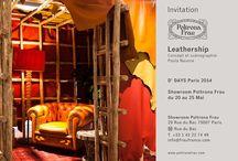 Designer's Days 2014 / Poltrona Frau invites you to Designer's Days 2014  Poltrona Frau Showroom 20/05– 25/05  29 Rue du Bac 75007 Paris Rue du Bac T. +33 1 42 22 74 49 info@fraufrance.com