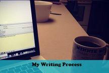 On Writing / Wonderful tips from the writing & publishing world.