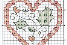 Christmas cross stitch 2017