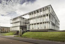 Kantoorruimte in Utrecht / Kantoren in Utrecht | Office space in Utrecht ♥ Laat je inspireren door mooi interieur en bijzondere bouwwerken.