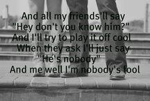 Lyrics About Me