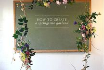 Spring Wedding Ideas / Inspiration and ideas for spring weddings