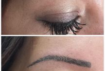Dermopigmentazione sopracciglia / Tattoo eyebrow