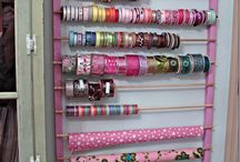 Craft Room Dream / by Delanie Collings