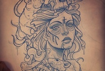 Tattoos and Drawnings